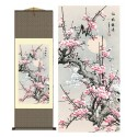 Large Lithograph Wall Scrolls